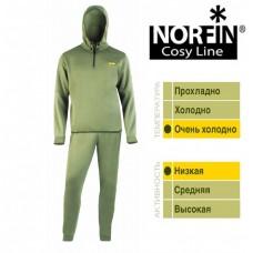 Дышащее белье Norfin COSY LINE (оливковое) *20