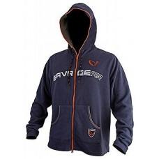 Куртка SAVAGE GEAR Fleece Hoodie Jacket Midnight Blue