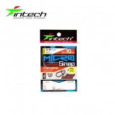 Застежка Intech Micro Custom Snap (10 шт)