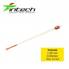 Кивок лавсановый Intech Классик 160мм (20шт)