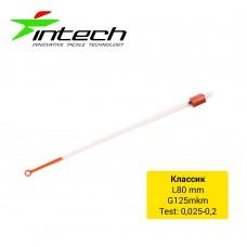 Кивок лавсановый Intech Классик 80мм (20шт)