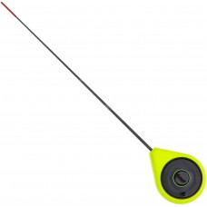 Удочка зимняя Select Ice Micro 27cm 22g для блесны цвет-желтый