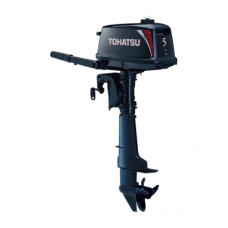 Двухтактный лодочный мотор Tohatsu M5 BD S