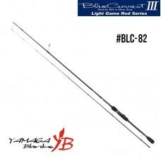Удилище Yamaga Blanks Blue Current III BLC-82