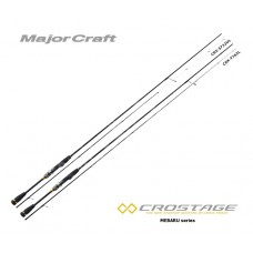 Спиннинг Major Craft New Crostage Mebaru CRX-S762UL